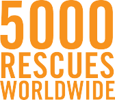 5000 Rescues Worldwide